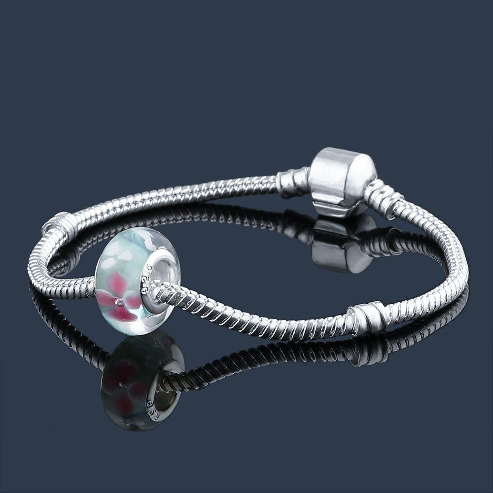 new beautiful colorful glass bead european beads fit pandora