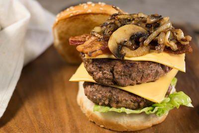 Copycat five guys burger recipe copycat burgers and copycat recipes copycat five guys burger easy burger recipeshamburger forumfinder Choice Image