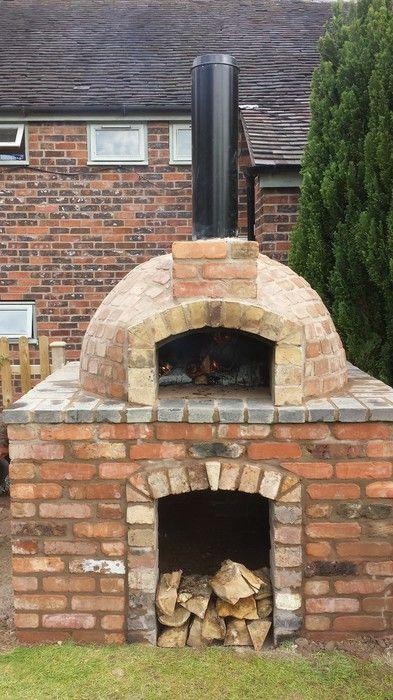 buy a diy pizza oven kit and build your