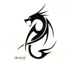small simple dragon tattoos health rh pinterest ca simple dragon tattoos for men simple dragon tattoo design
