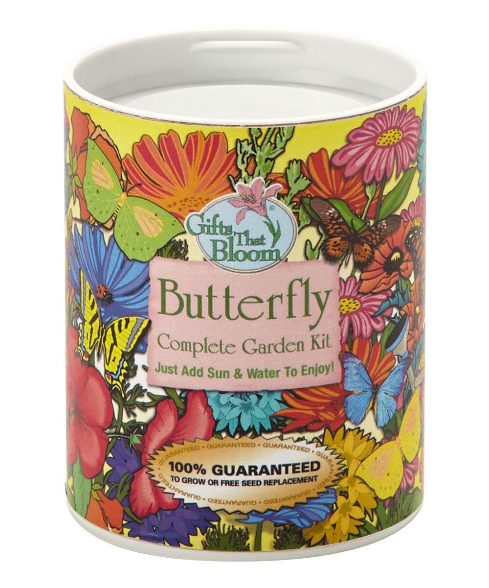 butterfly garden kit PD