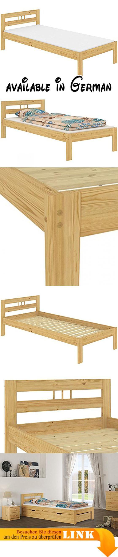 B01lxdn5pj Jugendbett 90x190 Einzelbett Kurzgröße Kinderbett