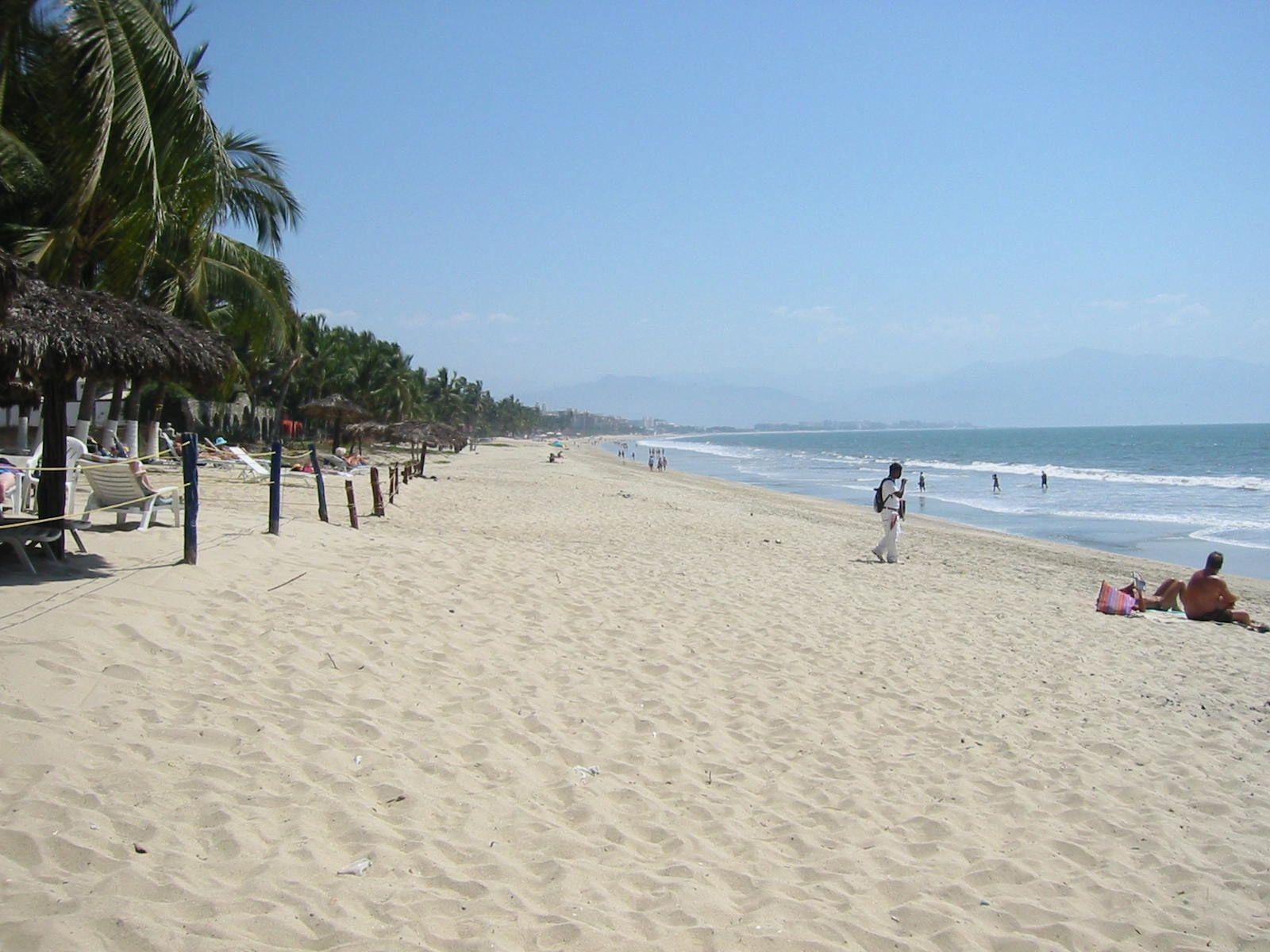 Bucerías, una de las playas más baratas de México