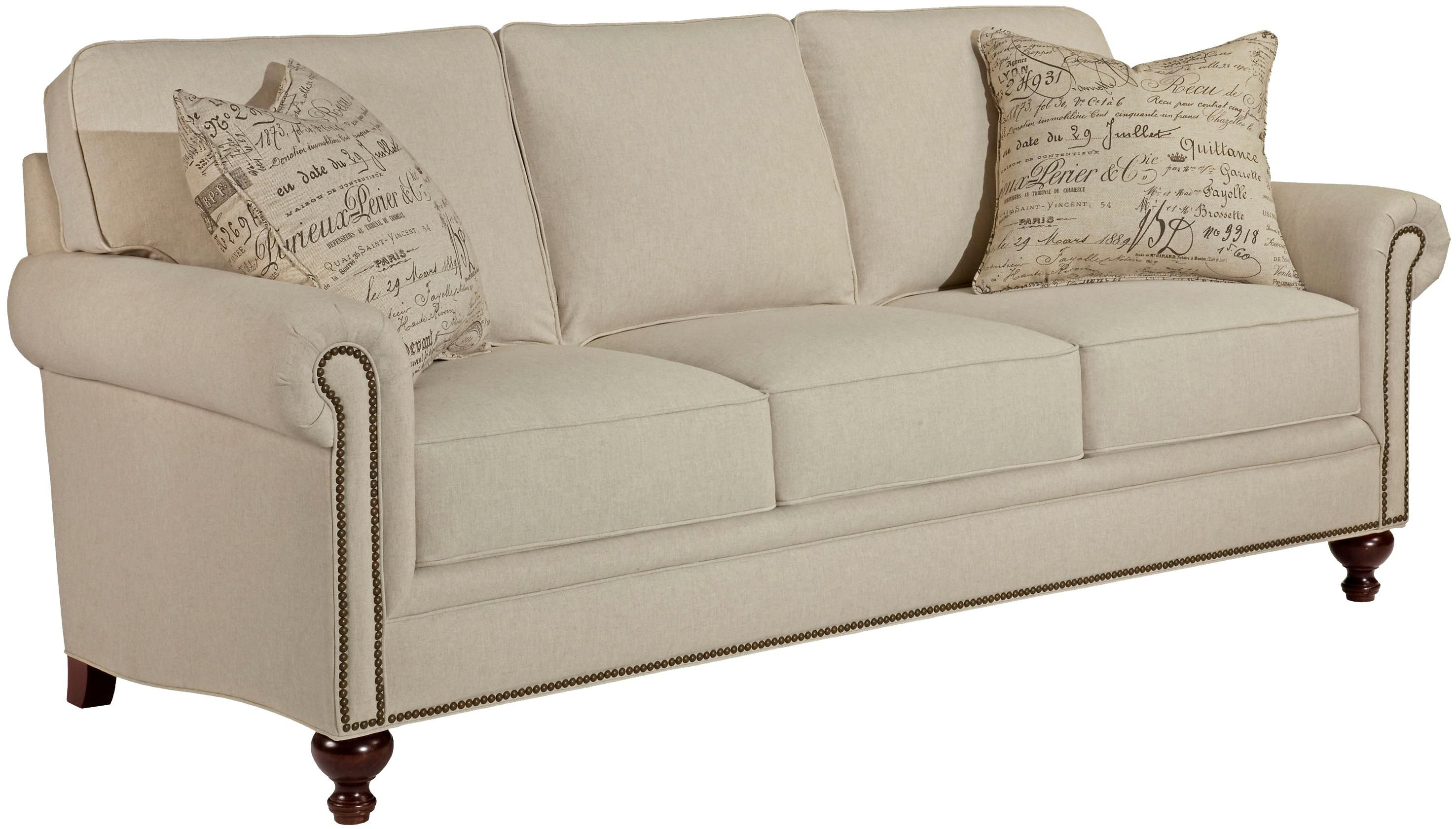 harrison casual style sofa by broyhill furniture white or stone rh pinterest com