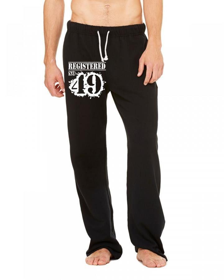 Registered No 49 - 67th Birthday Sweatpants