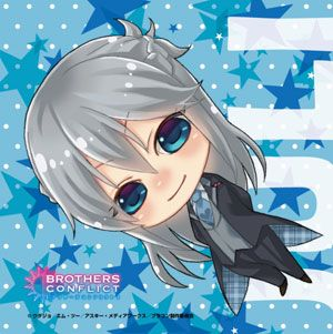 AmiAmi [Character & Hobby Shop] | Brothers Conflict - Microfiber Towel: Juli (Human)