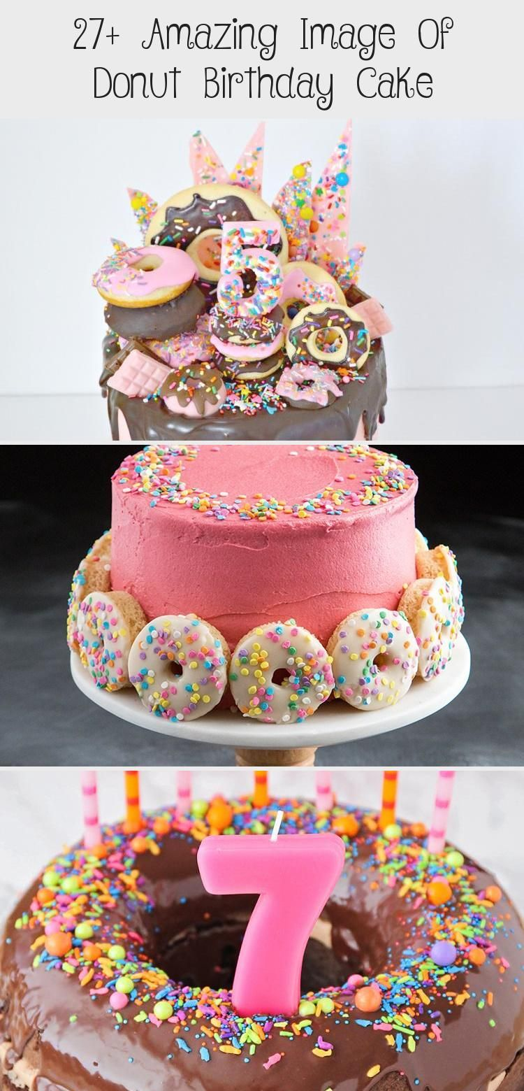Admirable 27 Amazing Image Of Donut Birthday In 2020 With Images Donut Personalised Birthday Cards Beptaeletsinfo