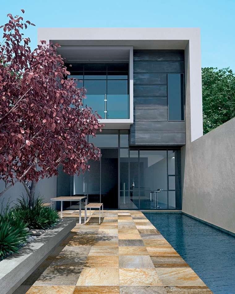 Carrelage Extérieur Pour Terrasse Avec Effet Marbre Quartz Par Coem