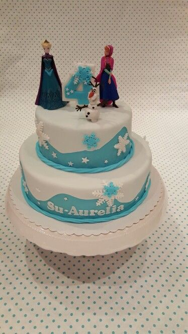 frozen cake eisk nigin torte elsa anna olaf yemekler pinterest torte kindergeburtstag. Black Bedroom Furniture Sets. Home Design Ideas