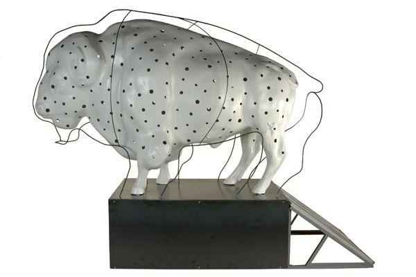Name: Mashkode-Pijiki  Artists: Arion Poitra and David Swenson  Location: Microsoft   3900 44th Ave S, Fargo, ND