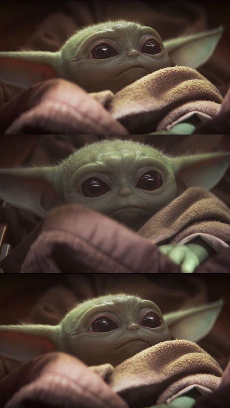 Tv Review The Mandalorian Strange Harbors Yoda Wallpaper Star Wars Wallpaper Iphone Star Wars Wallpaper