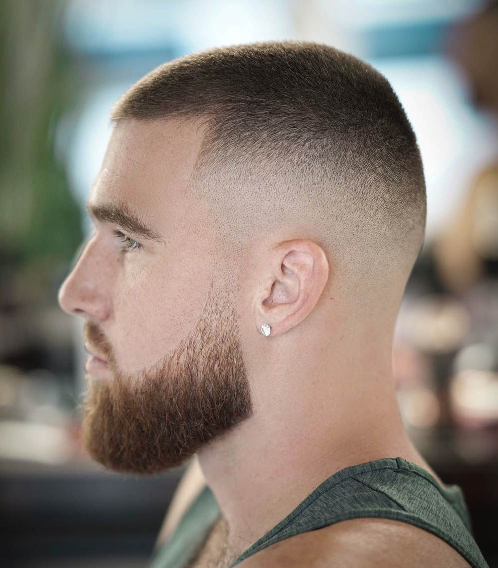 15 Awesome Military Haircuts For Men Military Haircut Military Haircuts Men Army Haircut