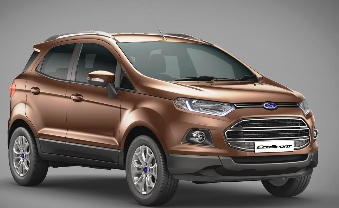 Ford Slashes Price Of Its Ecosport Following The Launch Of Vitara Brezza Ford Ecosport Ford Suv