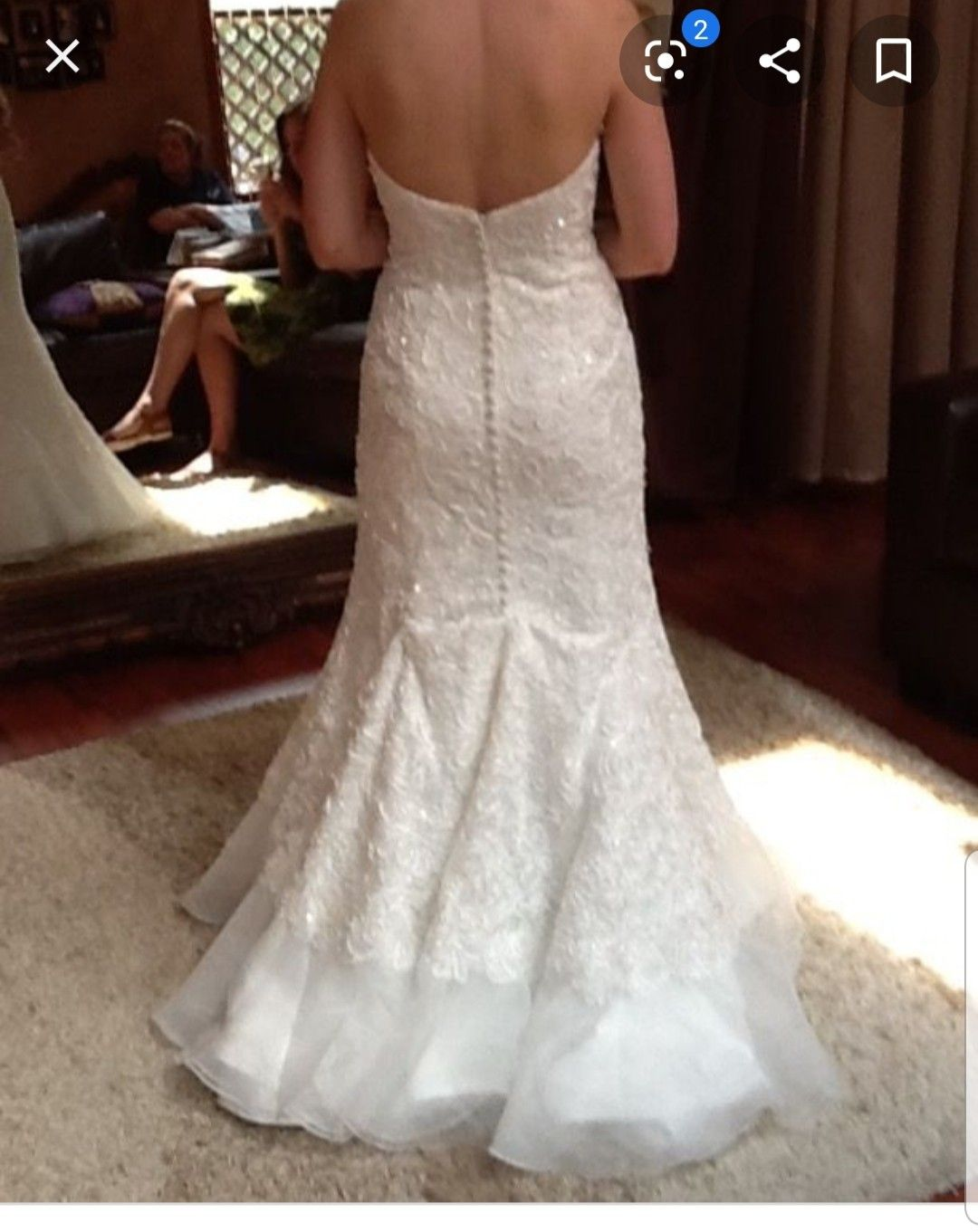Pin by Allison Howell on Marry Him Wedding dress bustle