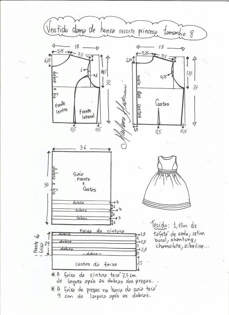 Pin de Dulce Donata en Patrones | Pinterest | Costura, Patrones y Molde
