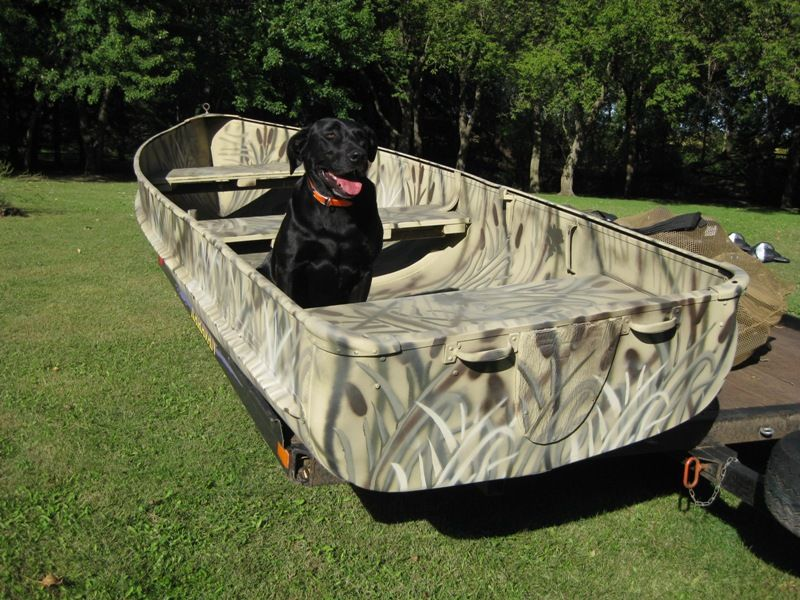 Spray Paint Camouflage Boat Google Search Atv Boat