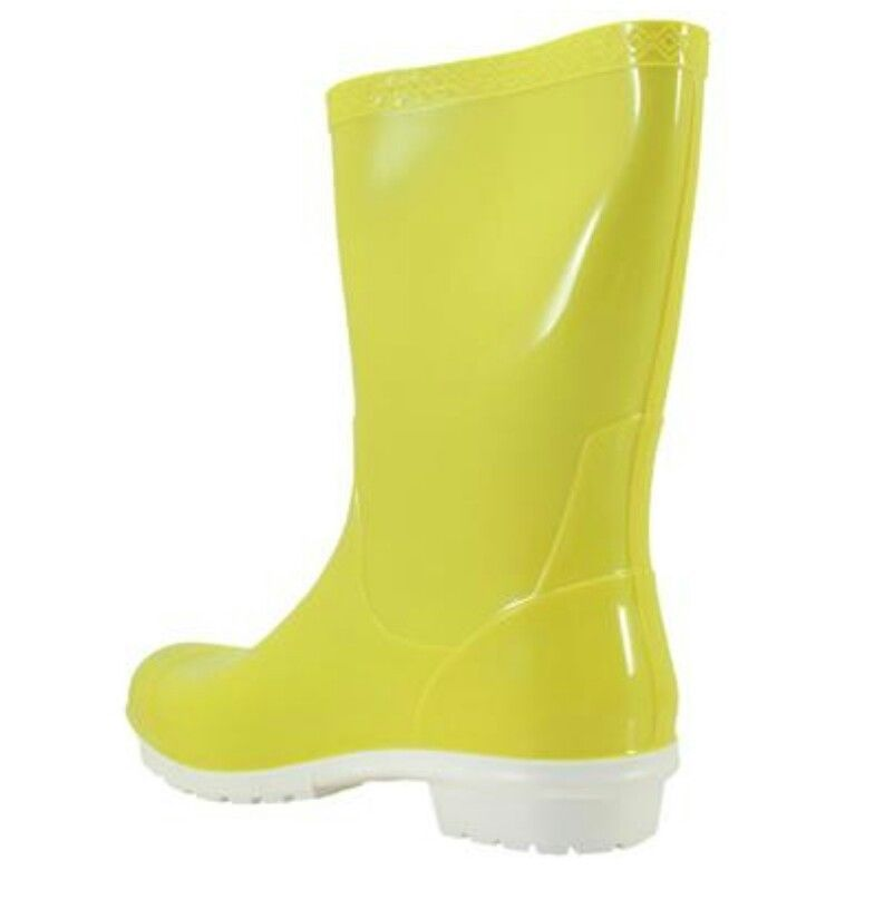32f170849d3 Ugg Australia Sienna Women's Boots Rain Rubber Boots Neon Lemon ...