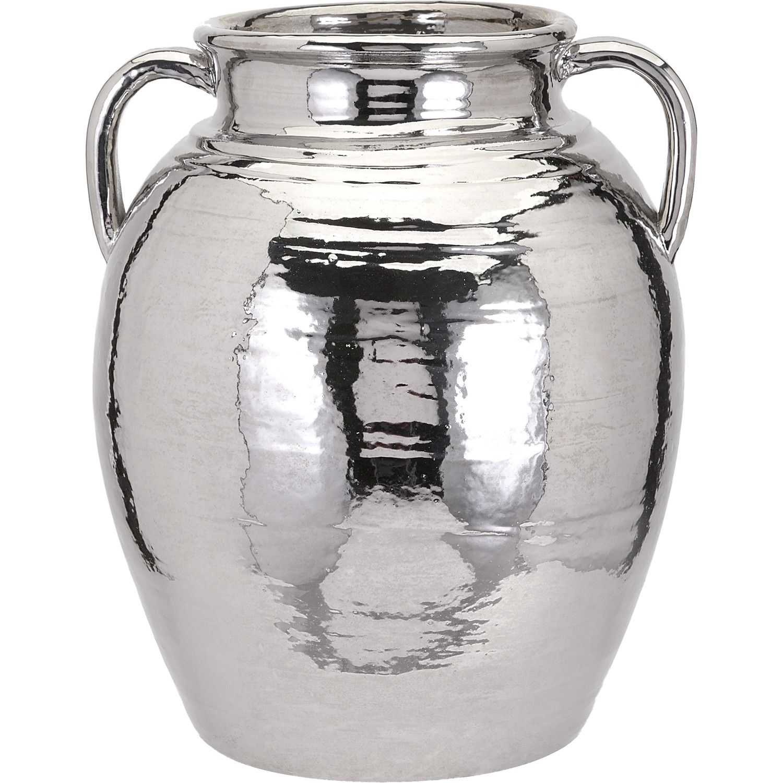 Brayden Studio Rochester Oversized Vase with Handle