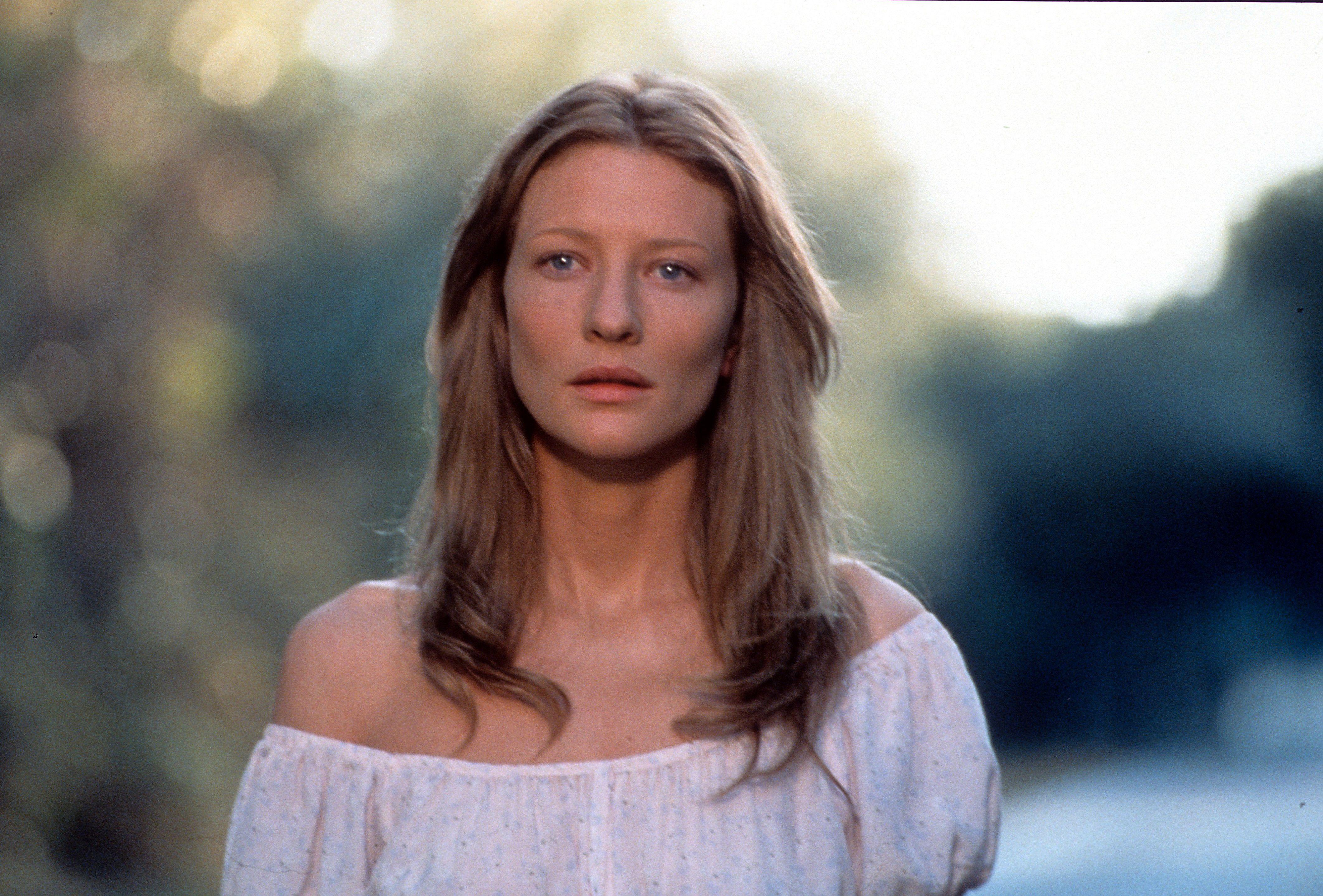 """Cate Blanchett in """"The Gift"""" (Sam Raimi, 2000) The gift"""