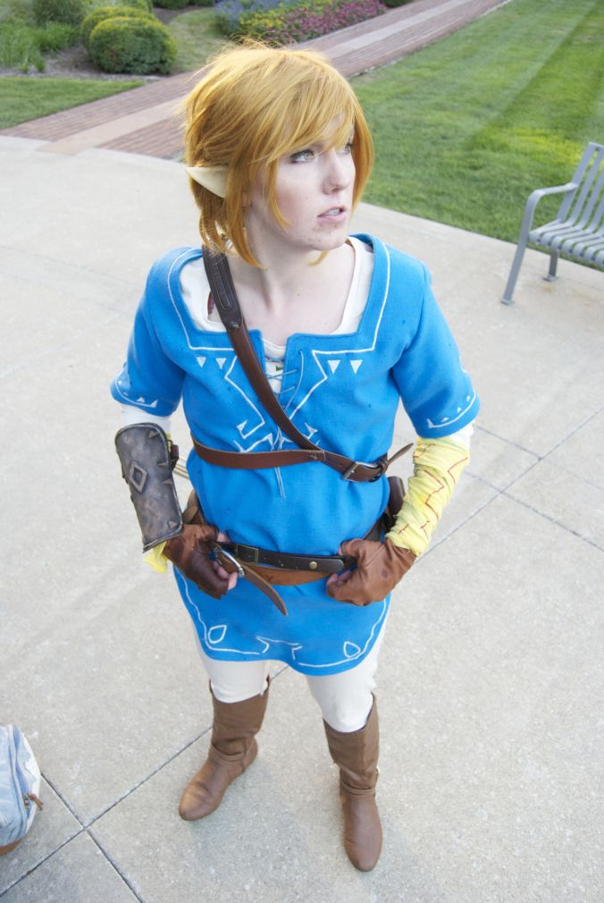 943c8c4cc BotW Link Cosplay Postmortem | Cosplay Character References | Link ...