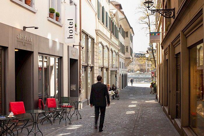 Hotel - In the heart of Zurich's old town, Hotel Altstadt Zurich
