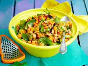 Schnelle Salate - in 20 Minuten fertig | LECKER