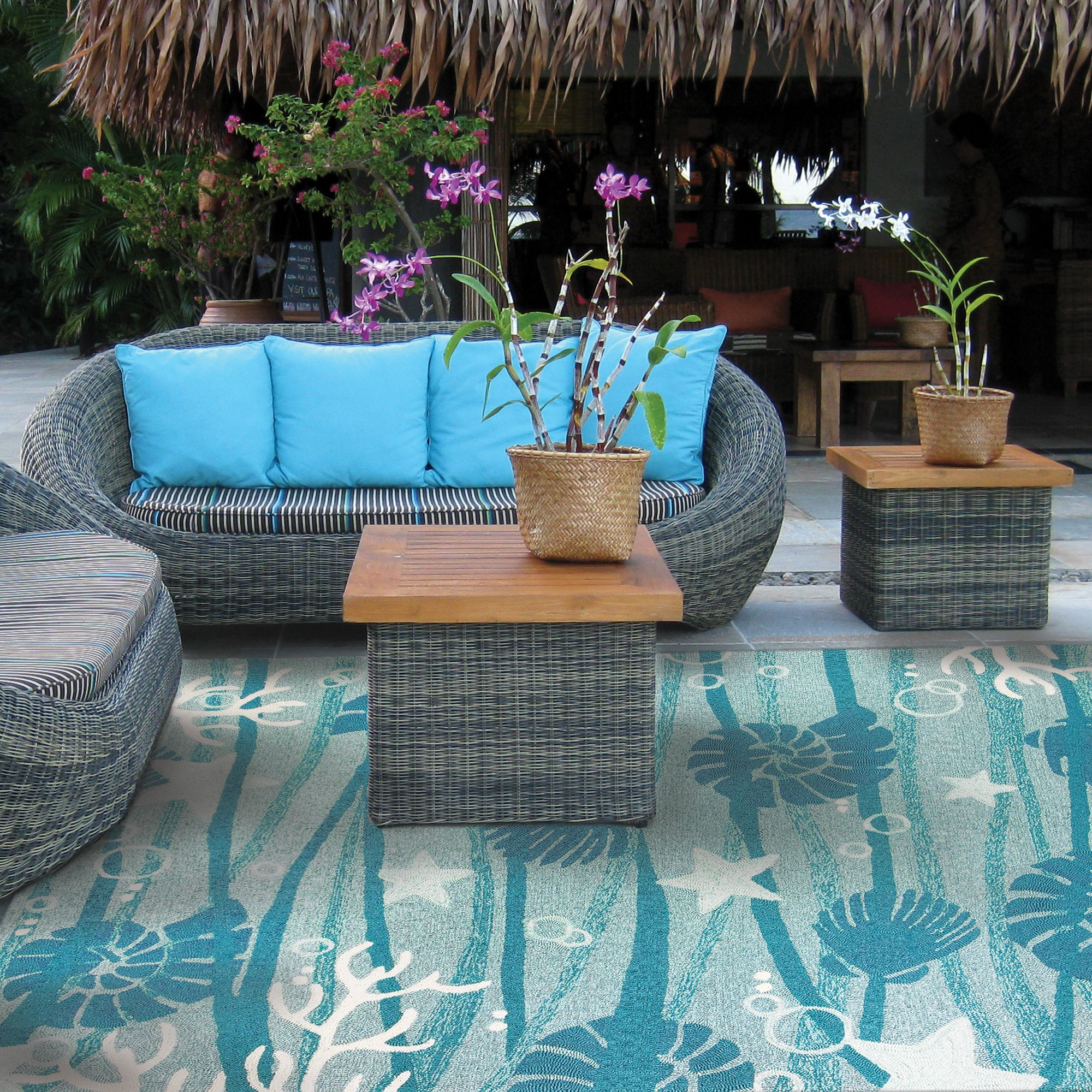 Outdoor Coastal Rugs How To Choose