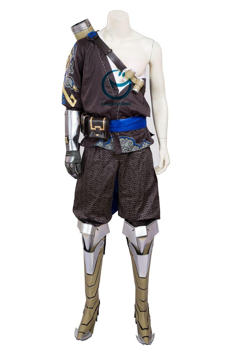 Halloween Cosplay 2020 Overwartch Overwatch OW Hanzo Cosplay Costume #overwatch #hanzo #cosplay