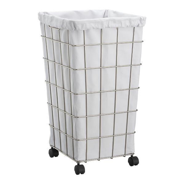 Stay Practical Using Laundry Baskets On Wheels Laundry Basket On