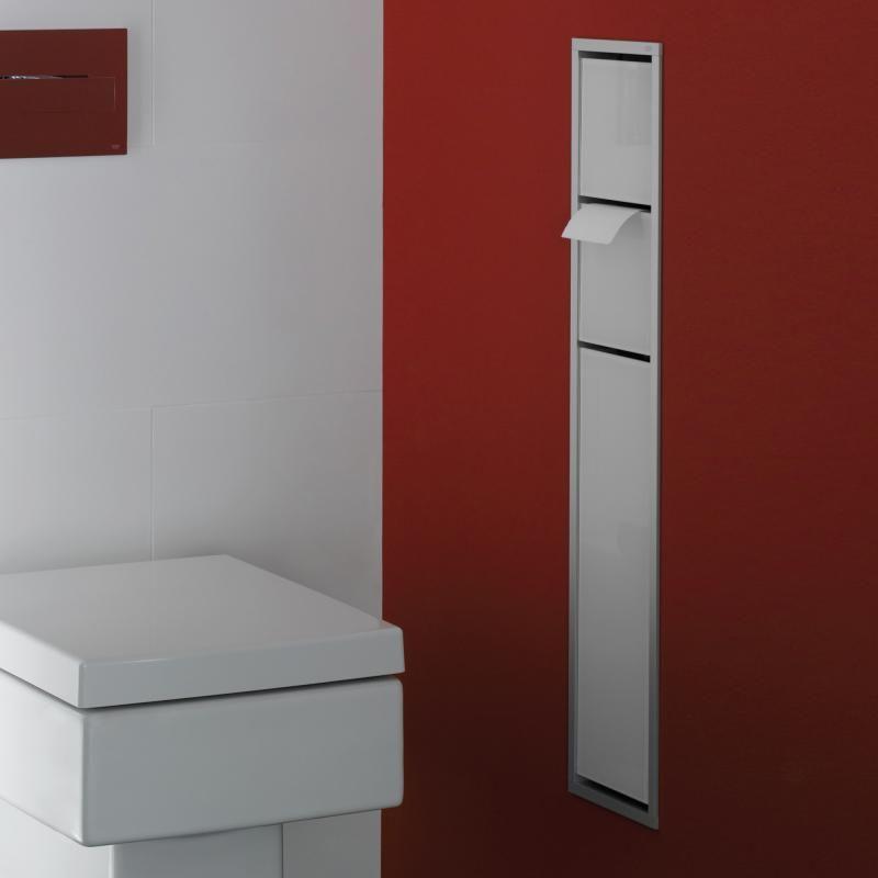 emco asis unterputz wc modul optiwhite chrom bad pinterest. Black Bedroom Furniture Sets. Home Design Ideas