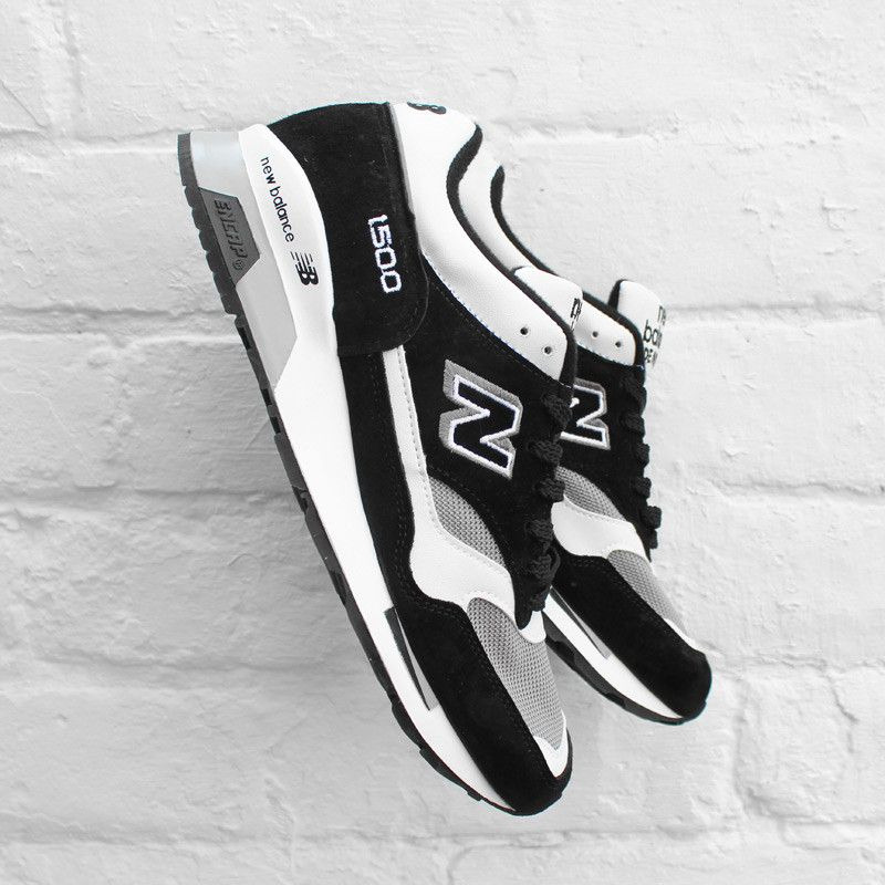 New Balance 1500 Black   White   Grey M1500KWG £104.99  510638552