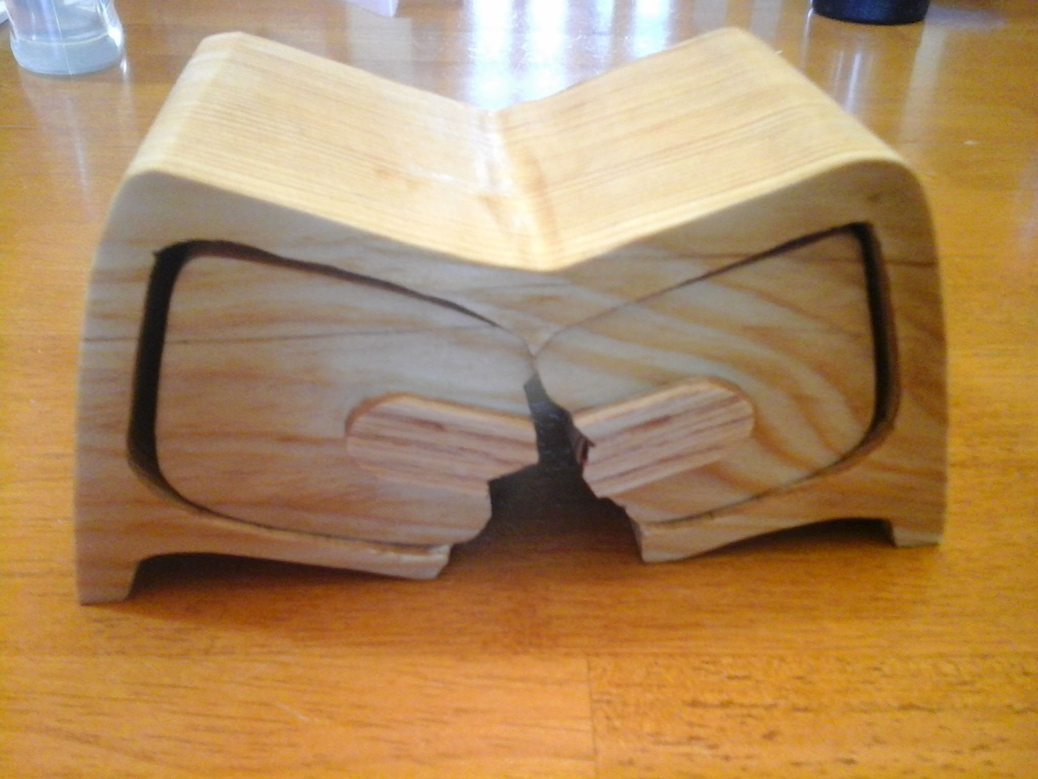 Quot Broken Quot Bandsaw Box Furniture Make It Yourself