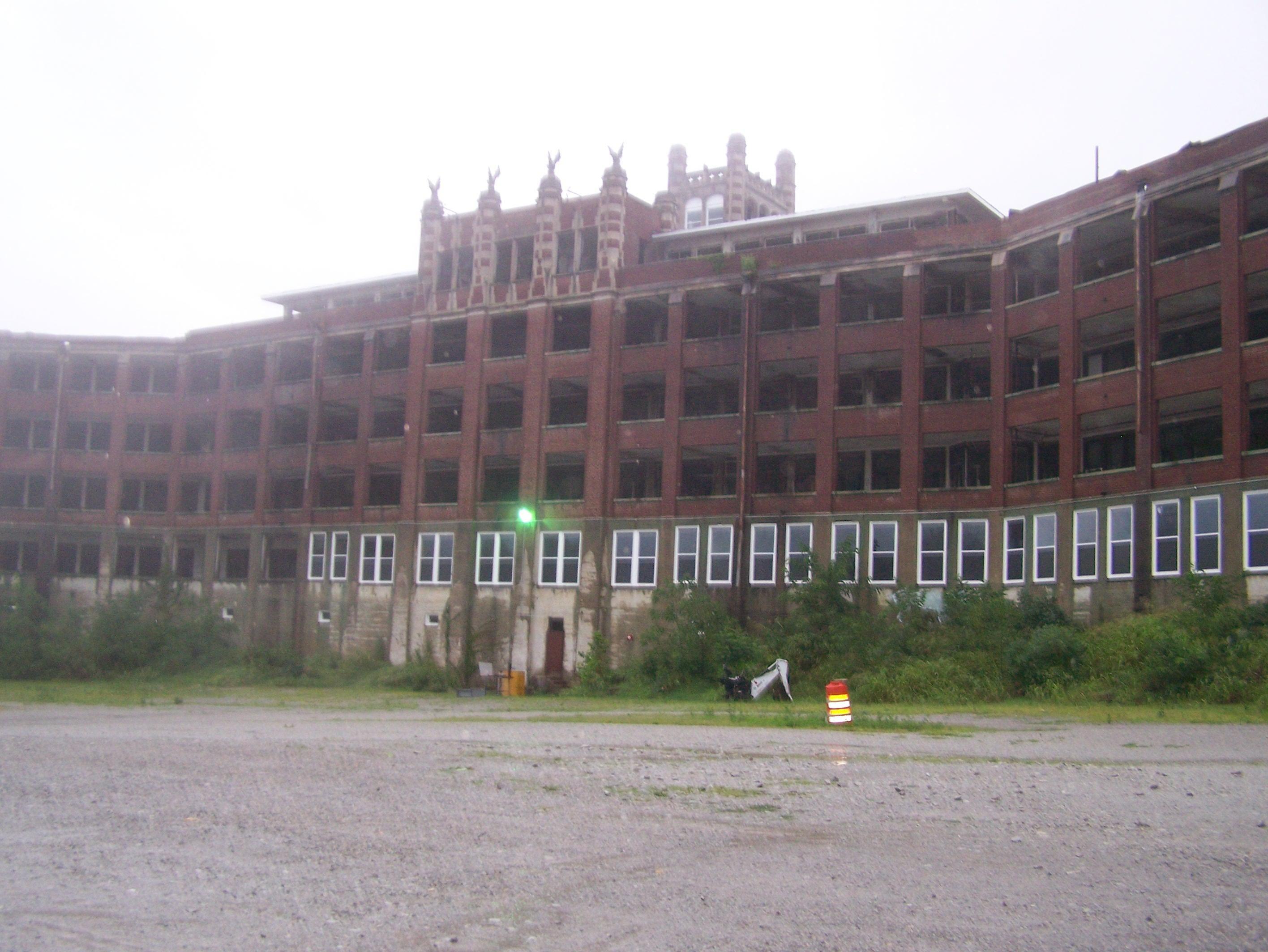 Waverly Hills Sanitarium.located In Louisville Ky