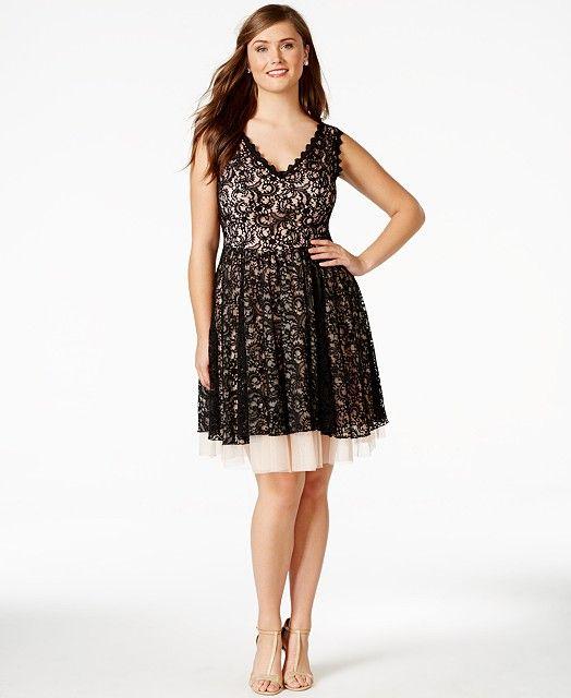 Plus Size Dresses Macys Wardrobe Goals Pinterest Dress