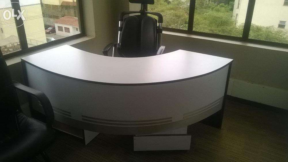 Semi Circle Office Desk Nairobi Cbd Olx Co Ke Office Desk