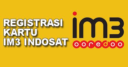 Cara Registrasi Kartu Indosat Ooredoo Im3 Terbaru Cara Gaming Logos Tutorial