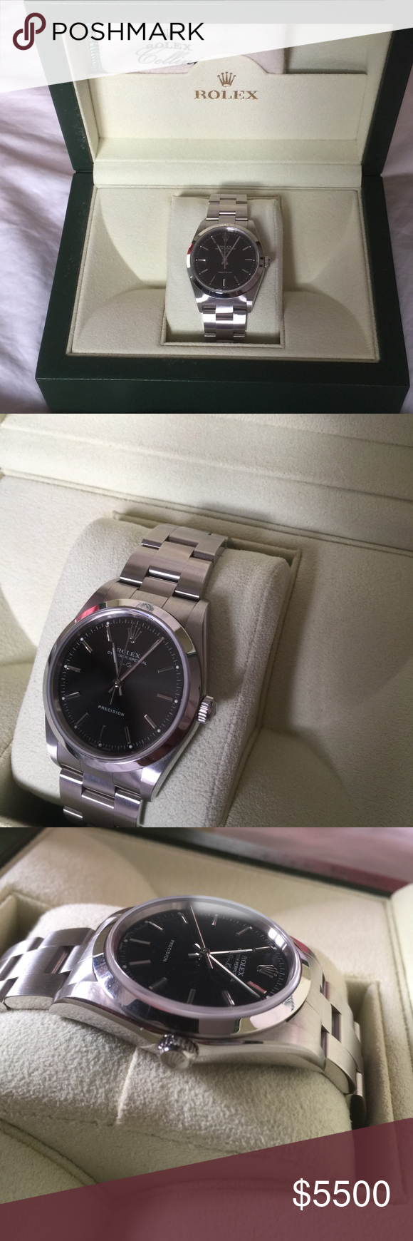 Rolex Oyster Perpetual Air King 14000M Stainless Rolex