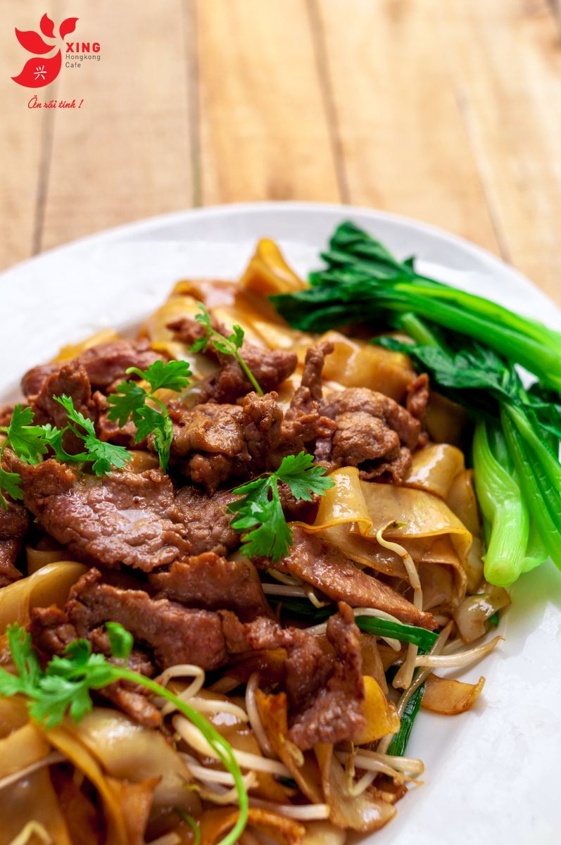 Hủ Tiu Xao Bo Hongkongfood Food Hongkong Chinesefood Xinghongkongcafe Beef Hutieu Cooking Chinese Food Asian Dishes Recipes