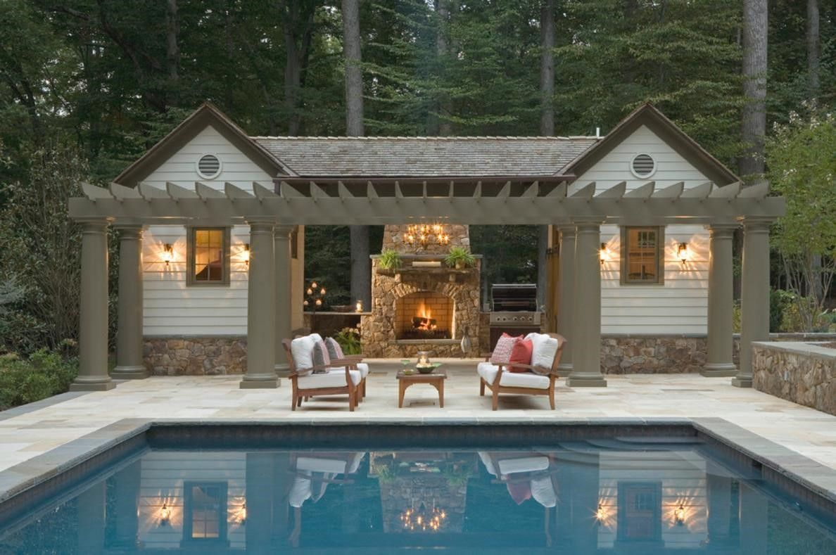 Pool House Ideas Wallpaper Widescreen #5JCuX
