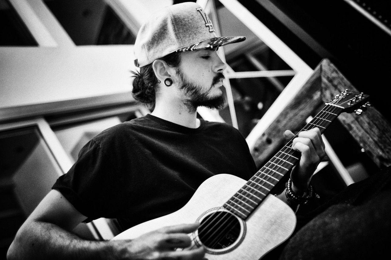Tokio Hotel Tom Kaulitz Guitar Ich Liebe