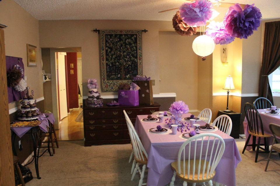 purple elephant baby shower festivities pinterest