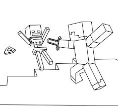 Risultati Immagini Per Disegni Minecraft Da Colorare Schede