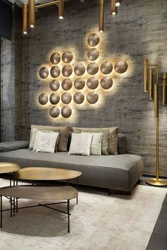 Guarantee you have access to the best lighting pieces for your interior design project - What kind of wall lamp do you need? A small one? A big one? Golden or silver? Find them all at luxxu.net