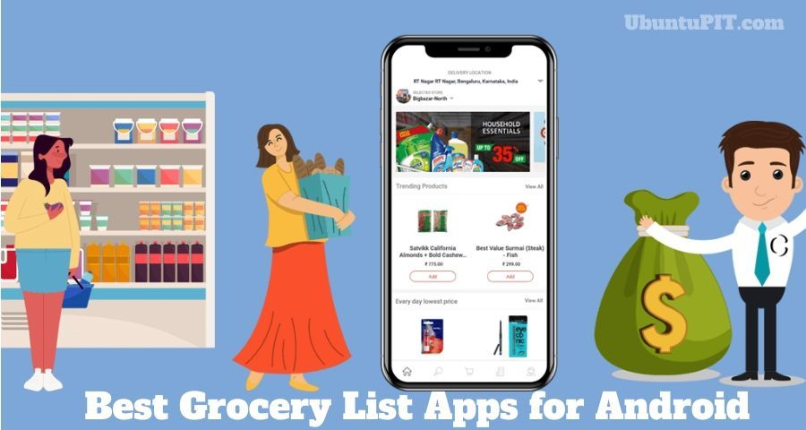 The 15 Best Grocery List Apps for Android Device in 2020
