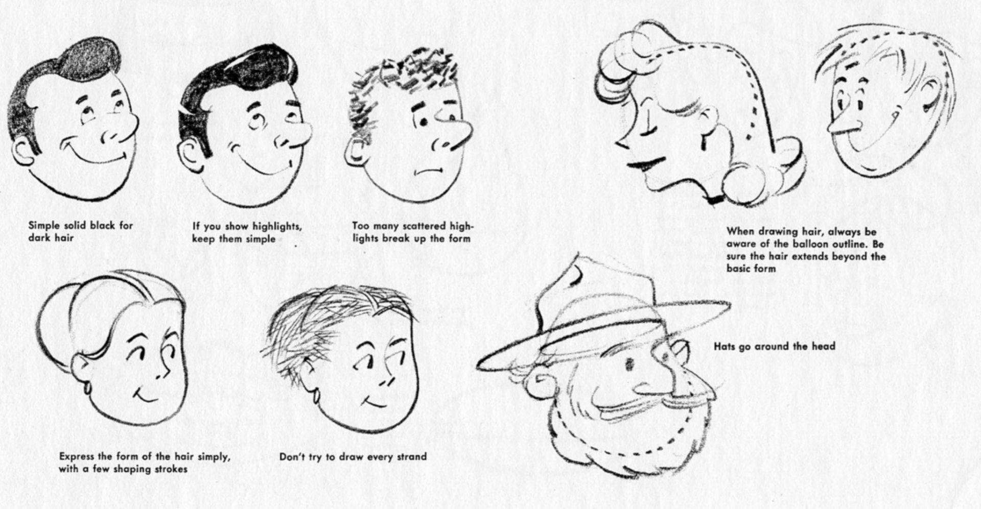 how to make cartoon drawing
