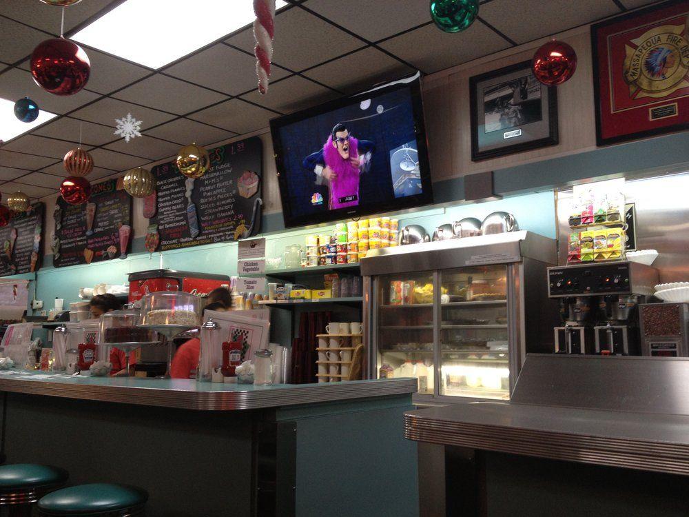 Krisch S Restaurant Ice Cream Parlour Mapequa Ny Yelp