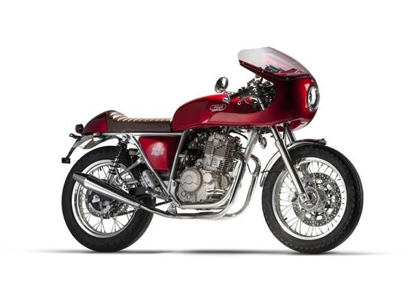 Mash Tt40 Cafe Racer Old School Motorcycles Motorcycle