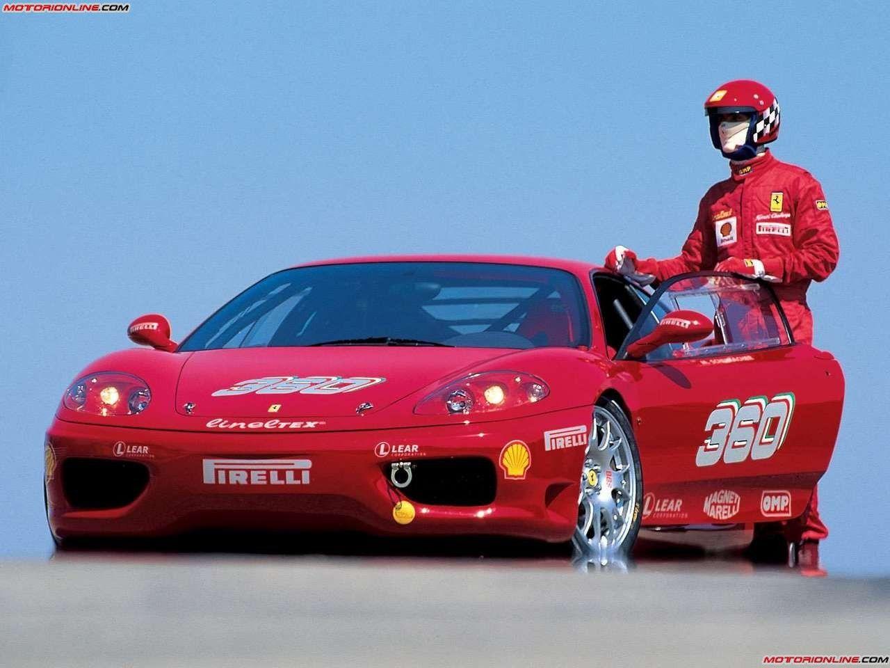 2001 Ferrari 360 Modena Challenge Ferrari 360 Cars For Sale