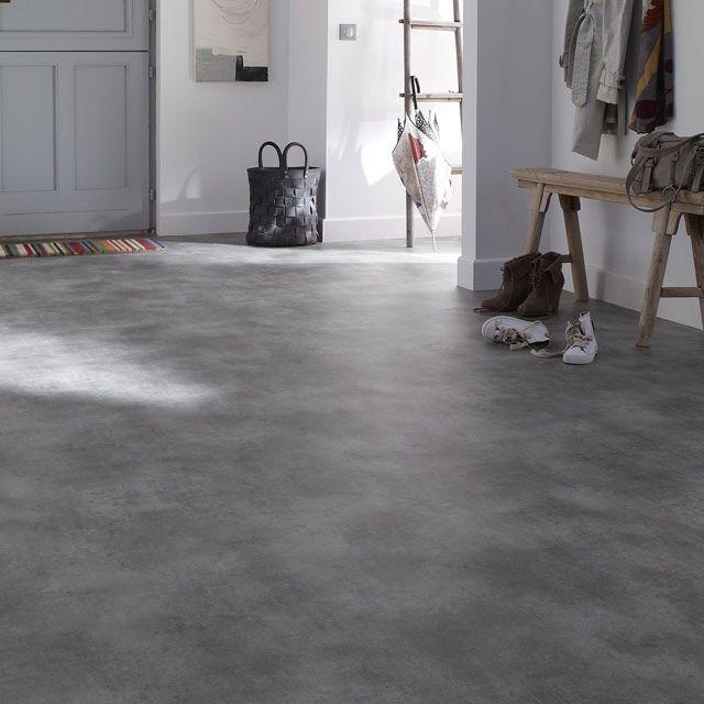 Revêtement sol PVC Kiruma gris 4m