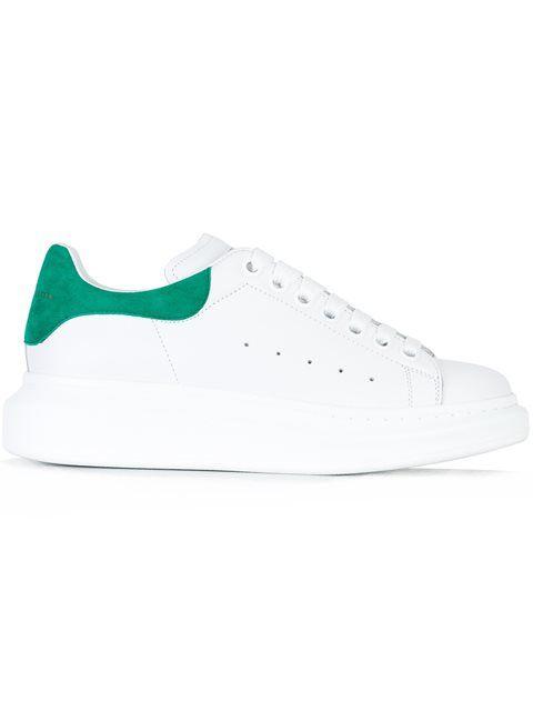 ALEXANDER MCQUEEN Extended Sole Sneakers.  alexandermcqueen  shoes  sneakers c5d9d495540